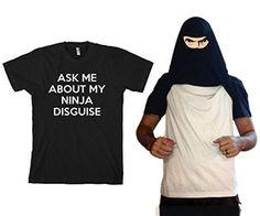 Ninja Disguise Tshirt