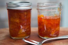 Learn more about roses and how to make rose hip jelly and jam. Source: Simply Recipes.