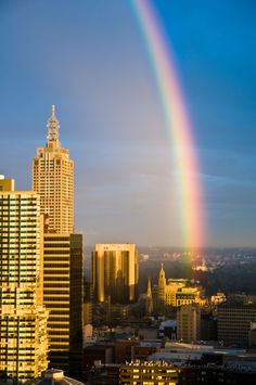 Magical Rainbow over Melbourne | Australia (by Fred.Z.)