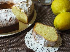 Le nostre Ricette: Ciambella al Limone