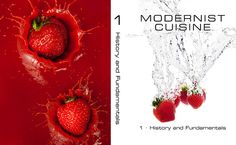 #Cover - Modernist Cuisine - History & Fundamentals - vol. 1