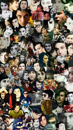 I just got bored and I made a random collage of Frank. Credit: me @mekenakovach