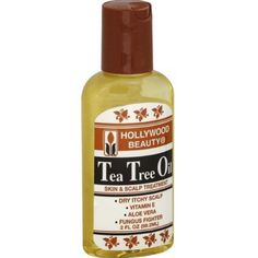 Hollywood Beauty Tea Tree Oil Skin and Scalp Treatment, 2 oz ( Pack of 2) * You can find more details by visiting the image link.