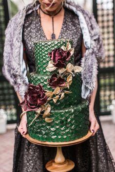 Modern & Romantic Game of Thrones Wedding Inspiration