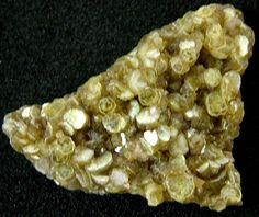Mica Rock | mica cluster this is a cluster of natural untreated mica clusters from ...