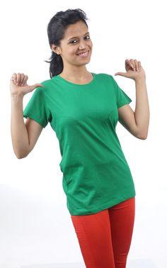 Lush around the Nature in Green. www.indophile.in #fashion #India #organiccotton #green