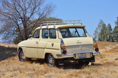 This 1969 Saab 95 Estate Wagon has 69k miles from new and is powered by a Ford Taunus V4. The car shows nicely inside and out, with a…