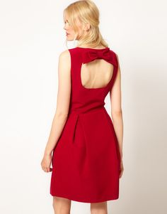 somebody please throw a holiday party so I can wear this dress