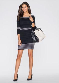 Úpletové šaty Jemné úpletové šaty s • 19.99 € • Bon prix