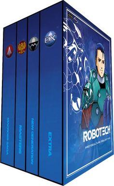 Robotech – Protoculture Collection (1985) DVDR NTSC (122 GB) | Audio: Español Latino, Inglés