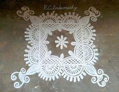 indumathy's rangoli
