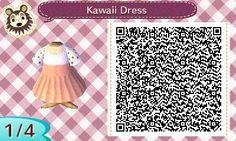 High waisted pink skirt - polka dot sleeves