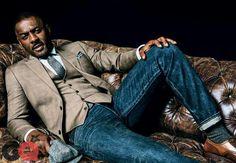 Idris Elba :)