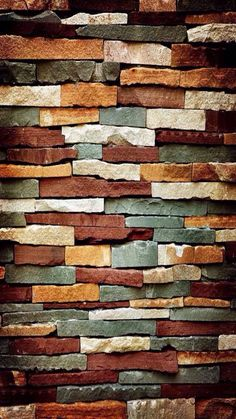 """Android Wallpaper - Stone Wall """"Mosaic"""" - Iphone and Android Walpaper Iphone Wallpaper 4k, Wallpaper For Your Phone, Apple Wallpaper, Cellphone Wallpaper, Mobile Wallpaper, Wallpaper Backgrounds, Amazing Backgrounds, Brick Wall Wallpaper, Textured Wallpaper"""