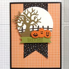 September 2016 Spooky Fun Stampin' UP! 2016 Holiday
