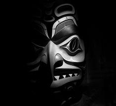 Mask Haida