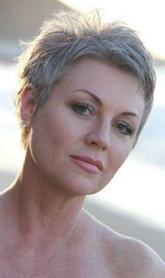 54 Latest Short Pixie Cuts for 2019 - Refresh Your Look Today! - - 54 Latest Short Pixie Cuts for 2019 - Refresh Your Look Today! Latest Short Pixie haircuts cannot on Latest Short Hairstyles, Short Pixie Haircuts, Gray Hairstyles, Older Women Hairstyles, Short Female Hairstyles, Pixie Haircut 2014, Pixie Haircut Styles, Messy Pixie Haircut, Latest Haircuts