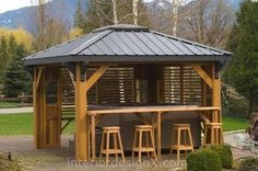 Outdoor Gazebo Ideas | Interior And Architecture Design