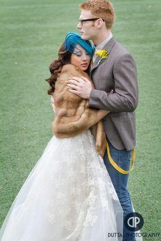 K+B WV (57 of 147) Fancy Dress, Indie, Fur Coat, Retro, Party, Jackets, Wedding, Dresses, Fashion