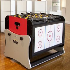 Get him a 4 in 1 Game Table that he will love