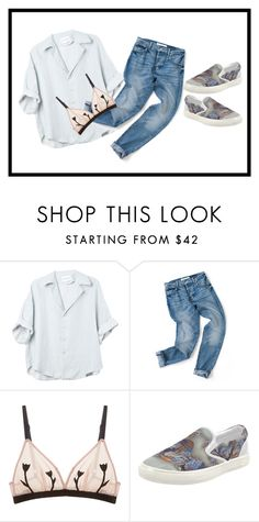 """""""CASUAL #2"""" by sitinsilence ❤ liked on Polyvore featuring Morgan Lane"""