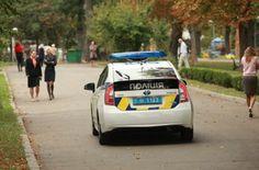 В Киеве семь человек в черной одежде избили и похитили мужчину