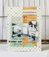 A Project by PickleballChamp from our Scrapbooking Stamping Galleries originally submitted 01/31/13 at 05:28 PM