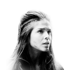 marie avgeropoulos - octavia blake // the 100
