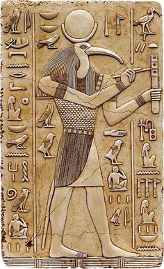 Egypt has enjoyed huge numbers of stories and myths that affected their life deeply, most of these Egyptian mythology gods stories were discovered on the walls of their temples in Luxor or passed down from one generation to another. Egyptian Mythology, Egyptian Symbols, Ancient Symbols, Egyptian Art, Egyptian Goddess, Ancient Artifacts, Egyptian Kings, Egyptian Costume, Mayan Symbols