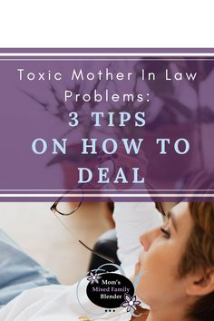The truth is, in-laws can quickly become out-laws, and it will affect your marriage if you are not on the same page with your spouse.  This post was written specifically to give some positive solutions to save your marriage when mother in law problems are involved. Saving Your Marriage, Good Marriage, Marriage Tips, Happy Marriage, Mother In Law Problems, Mixed Families, Relationship Goals, Thankful, Parenting