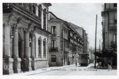 La Michelena.  Pontevedra. 1925