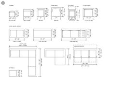 Genial Standard Sofa Dimensions