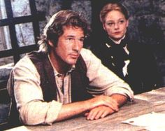 """Richard Gere and Jodie Foster in """"Sommersby"""""""