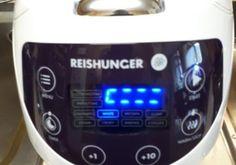 Test: Der kleine feine digitale Reiskocher - Kochfantasien Kochrezepte Blog Kitchen Appliances, Blog, Rice Maker, Interesting Stuff, Stay At Home Mom, Chef Recipes, Viajes, Diy Kitchen Appliances, Home Appliances