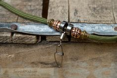 Fly Fishing Lanyard by 2econdNature on Etsy, $34.95