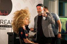 Teased Hair, Hair Setting, Hairspray, Mi Long, Big Hair, Backstage, Hair Beauty, Punk, Fashion Hair