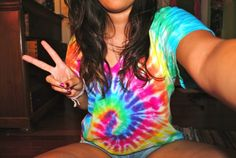 tiedye<3 and hair
