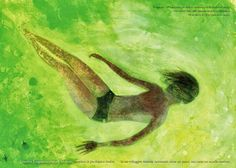 Il nuotatore - Mara Cerri