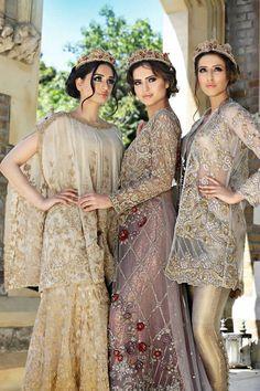 Designer Saira Rizwan Collection Gulmohar 2015