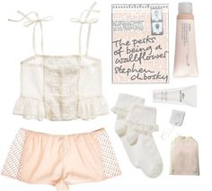 """""""Cute Day at Home"""" by child-of-the-tropics ❤ liked on Polyvore"""