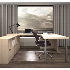 Features: -I3 collection. -Durable commercial grade work surfaces with melamine finish that resist scratches, stains and wears. -The desk sits on a particle leg and two squared metal legs with pain