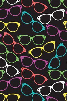 Nerdy glasses!