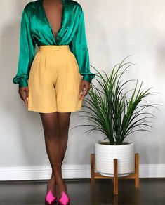 clothes and outfits Daily Fashion, Look Fashion, Chic Outfits, Fashion Outfits, Fashion Trends, Style Casual, Black Girl Fashion, Thrift Fashion, Looks Vintage