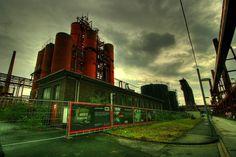 Zollverein Kokerei - Essen, Germany