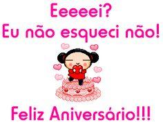 Eeeeei? Eu não esqueci não! Feliz Aniversário!!! - ツ Imagens, Animações e Mensagens de Feliz Aniversário ツ