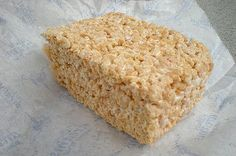 """Recovery Rice Crispies"" - 1 1/2 cups of Krispies, 1 1/2 tbsp honey, 2 tbsp RF butter, 1/2 cup oatmeal, 1/2 tsp. vanilla extract, 2 scoops vanilla protein powder..."