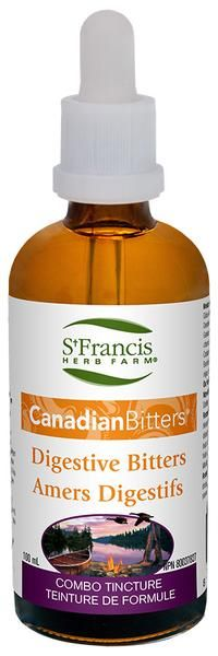 St. Francis - Canadian Bitters, 100ml - Goodness Me!