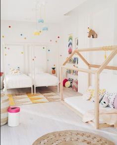 decoration chambre fille pour les jumelles | decoration chambre ...