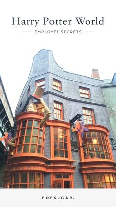 17 Things You Never Knew About the Wizarding World of Harry Potter, From a Former Employee The Wizarding World of Harry Potter in Orlando, FL,. Orlando Travel, Orlando Vacation, Florida Vacation, Cruise Vacation, Vacation Destinations, Orlando Disney, Downtown Disney, Vacation Ideas, Universal Orlando