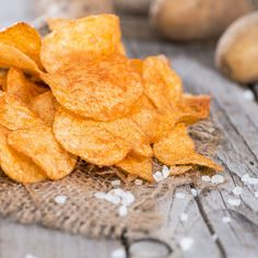 Potato Chips - Fitnessmagazine.com
